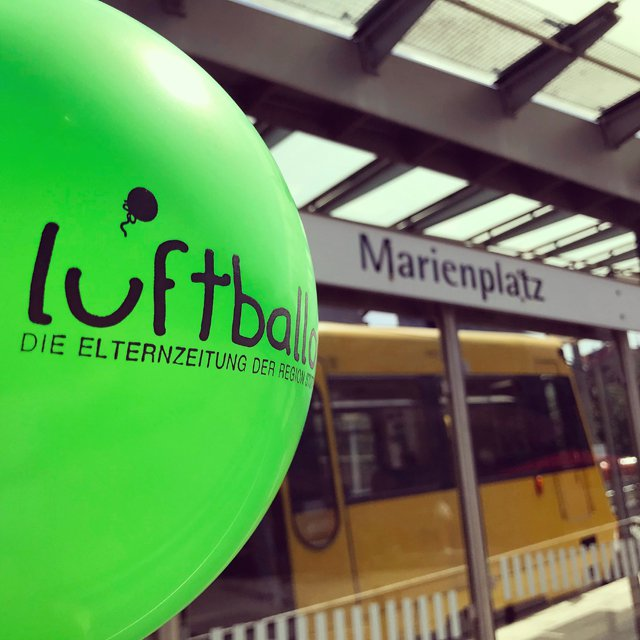 Luftballon on Tour - Stuttgart Süd