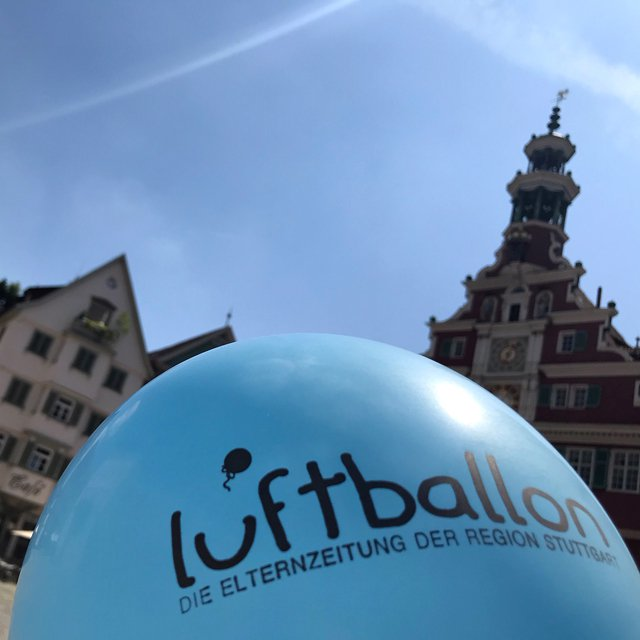Luftballon on Tour - Esslingen