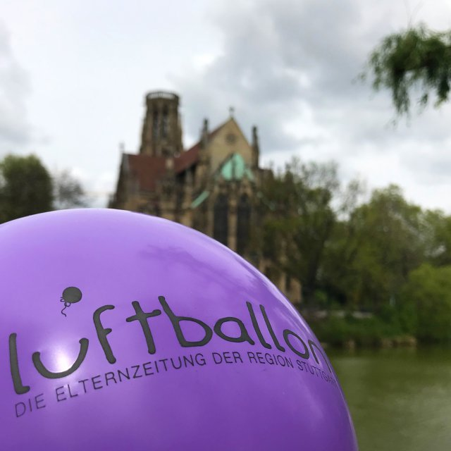 Luftballon on Tour - Stuttgart West